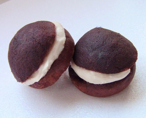 Wasted Alcoholic Whoopie Pies