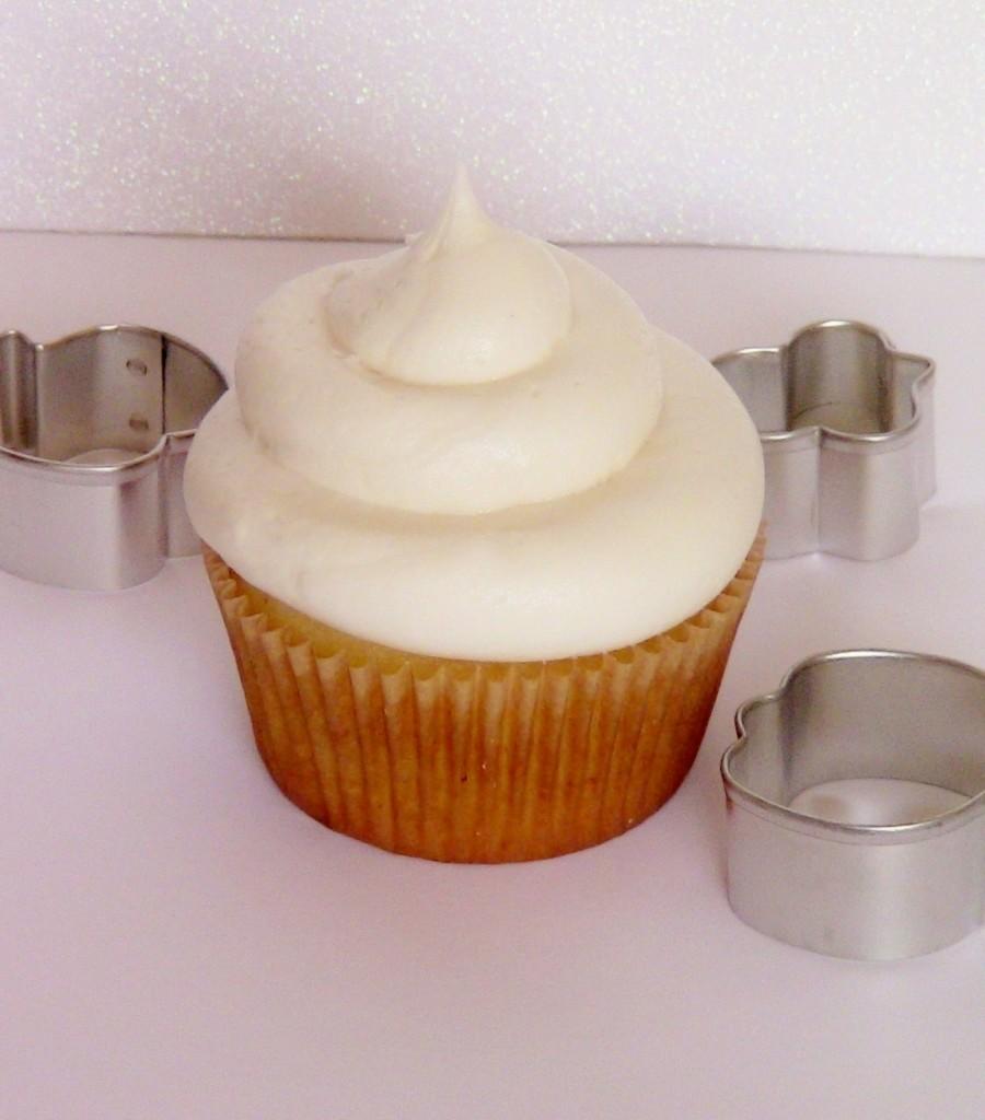 Non Alcoholic Sugar Cookie Dough Cupcakes