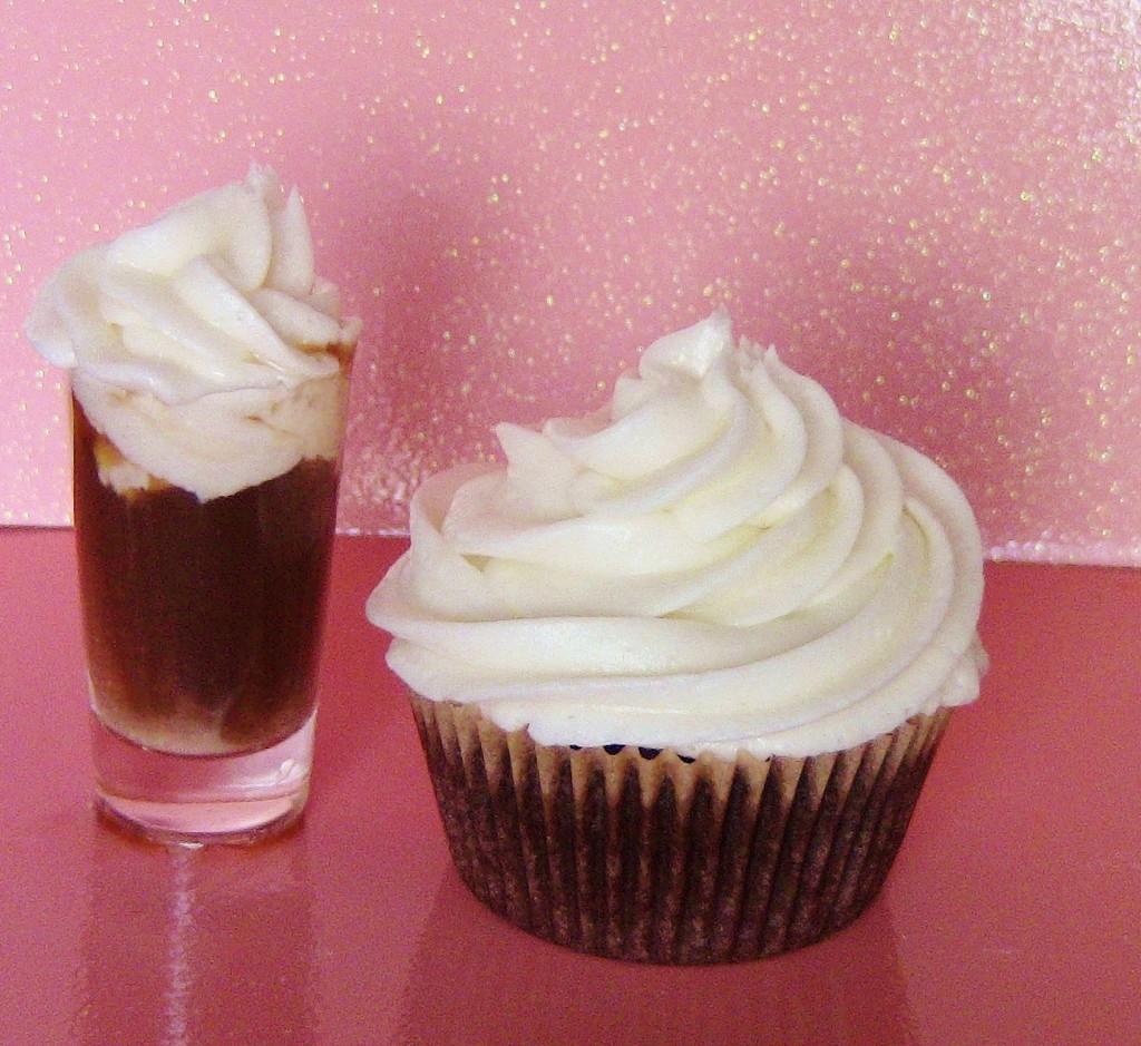 Blow Job Cupcakes
